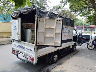 Vận chuyển chất lượng Hà Nội phố Minh Khai