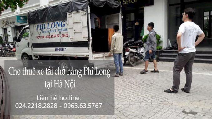 Vận tải giá rẻ Hà Nội phố Bạch Mai