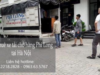 Chuyển nhà uy tín Hà Nội phố Hồ Tùng Mậu