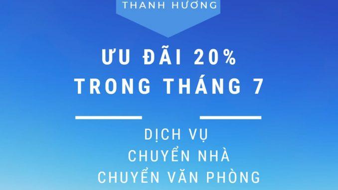 Dịch vụ chuyển văn phòng Thanh Hương tại xã Thư Phú