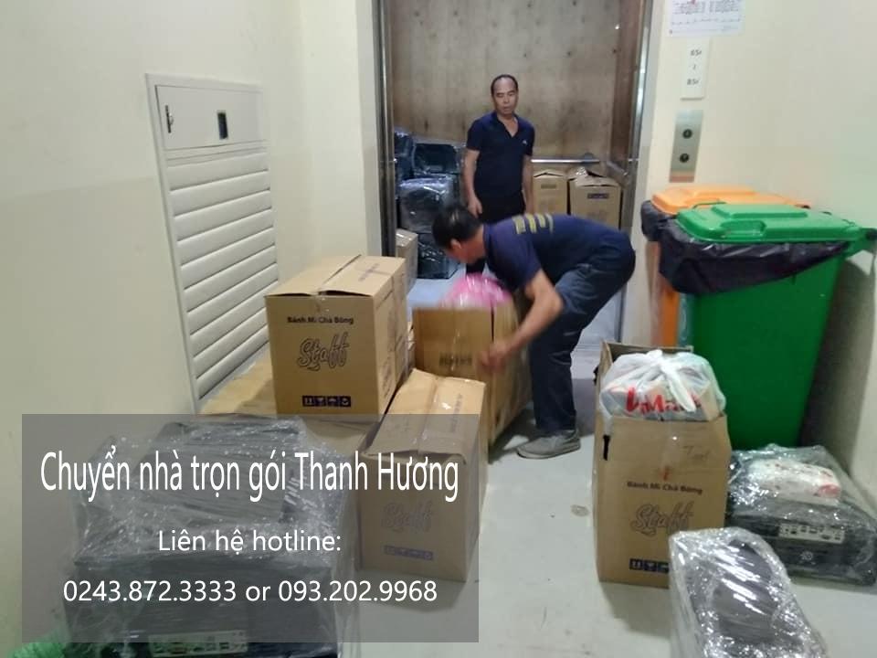Dịch vụ chuyển văn phòng Thanh Hương tại xã Chuyên Mỹ