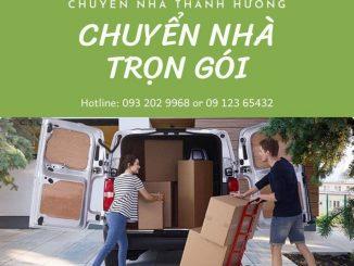 Dịch vụ chuyển văn phòng Thanh Hương tại xã Đại Thắng