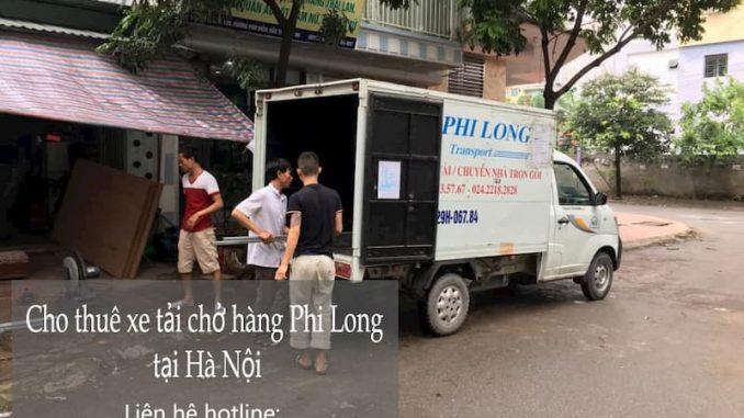 Chuyển nhà chất lượng Hà Nội phố Khương Trung