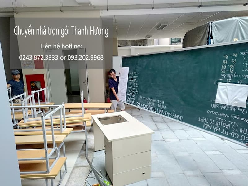 Chuyển nhà chất lượng Thanh Hương phố Huế