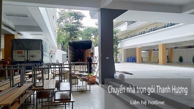 Dịch vụ chuyển văn phòng Thanh Hương tại xã Phú Yên