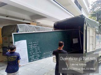 Dịch vụ chuyển văn phòng tại xã Khai Thái