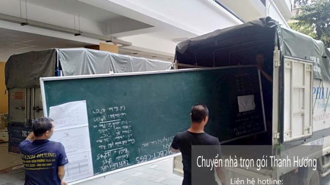 Dịch vụ chuyển văn phòng tại xã Nam Phong