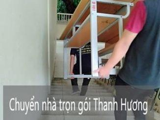 Chuyển nhà chất lượng Hà Nội phố Trần Khánh Dư