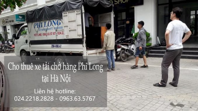 Chuyển nhà chất lượng Quyết Đạt phố Quang Trung