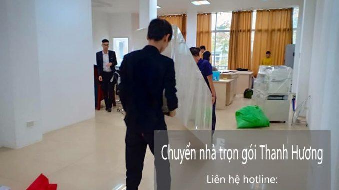 Dịch vụ chuyển văn phòng Thanh Hương tại xã Quang Trung