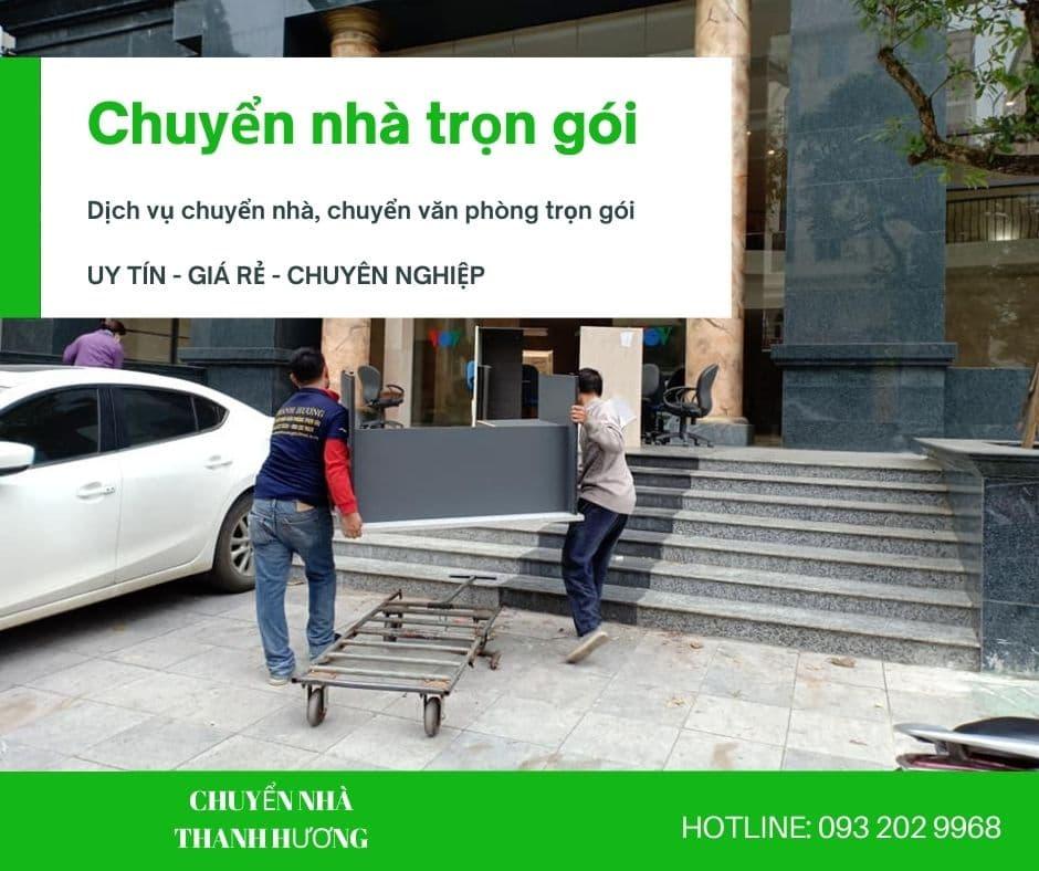Dịch vụ chuyển văn phòng Thanh Hương tại xã Phú Túc