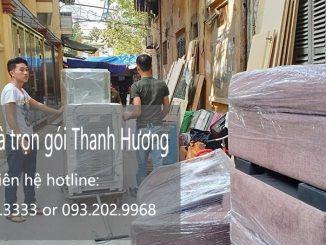 Dịch vụ chuyển văn phòng Hà Nội tại đường Phú Đô