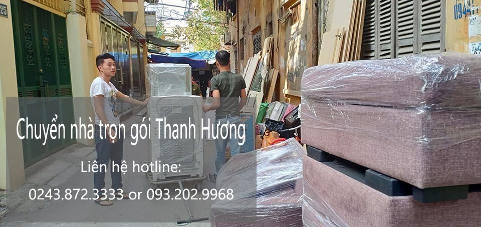 Dịch vụ chuyển văn phòng Hà Nội tại xã Bình Yên