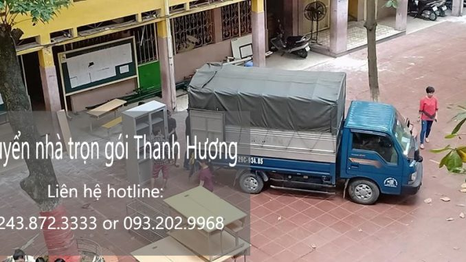 Dịch vụ chuyển văn phòng Hà Nội tại xã vân Từ