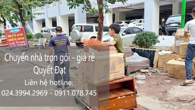 Dịch vụ chuyển văn phòng Hà Nội tại xã Chàng Sơn