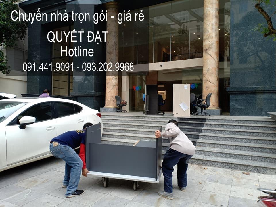 Dịch vụ chuyển văn phòng tại xã Đại Đồng