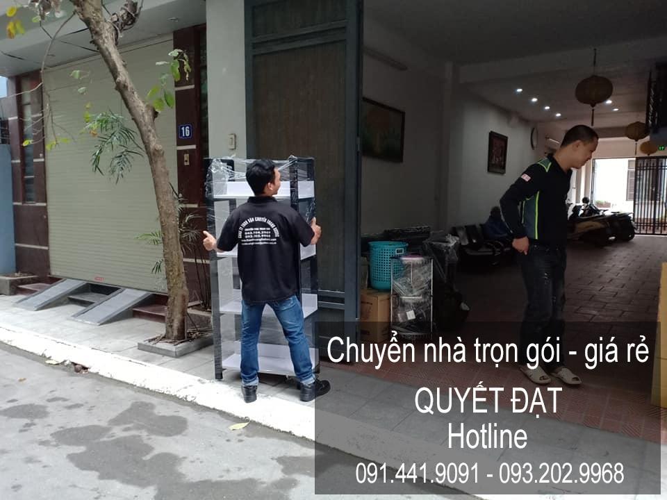 Dịch vụ chuyển văn phòng tại xã Dị Nậu