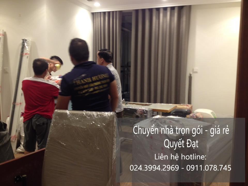 Dịch vụ chuyển văn phòng Thanh hương tại xã Thạch Hòa