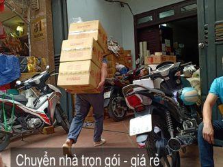 Dịch vụ chuyển văn phòng Hà Nội tại đường nam trung yên