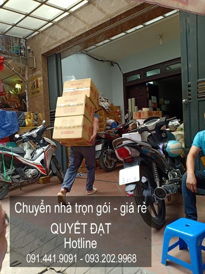 Dịch vụ chuyển văn phòng Hà Nội tại phường thượng thanh