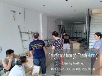 Dịch vụ chuyển văn phòng Hà Nội tại đường huỳnh tấn phát