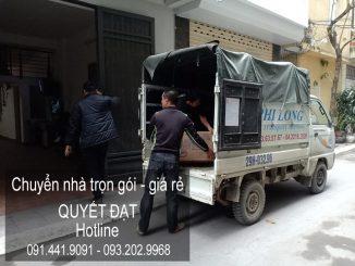 Dịch vụ chuyển văn phòng tại đường Lệ Mật