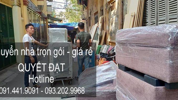 Dịch vụ chuyển văn phòng Hà Nội tại đường Mai Dịch
