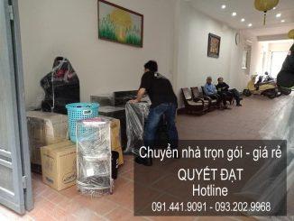 Dịch vụ chuyển văn phòng tại phố Mai Phúc