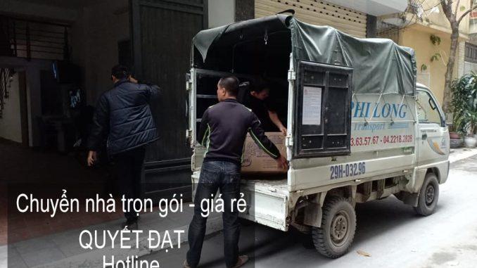 Dịch vụ chuyển văn phòng tại phố Nhổn