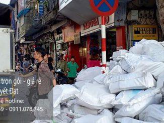 Dịch vụ chuyển văn phòng Hà Nội tại đường Xuân Đỗ