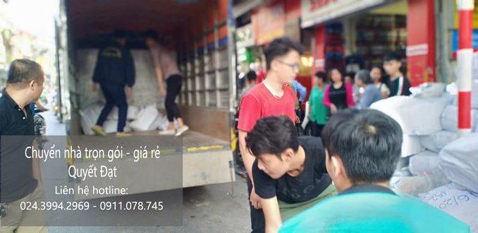Dịch vụ chuyển văn phòng tại đường Thạch Bàn
