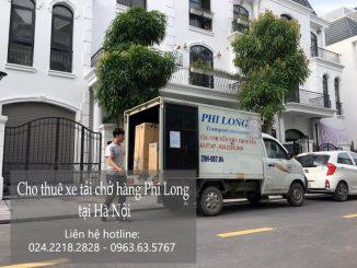 Dịch vụ chuyển văn phòng tại đường Hội Xá