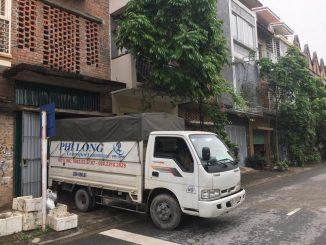 Chuyển nhà chất lượng Hà Nội phố Tràng Tiền