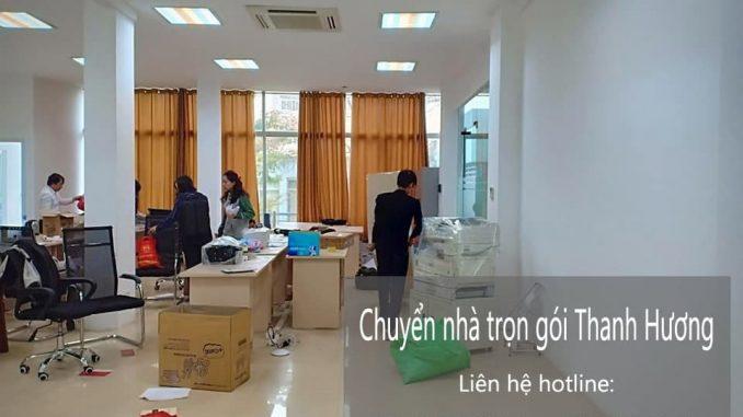 Dịch vụ chuyển văn phòng tại phố Hoa Lâm