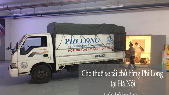 Dịch vụ chuyển văn phòng tại đường Nguyễn Trãi