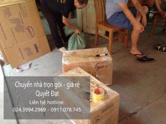 Chuyển văn phòng trọn gói giá rẻ tại đường Tân Tụy
