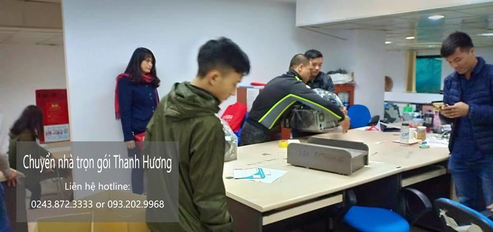 Chuyển văn phòng trọn gói chuyên nghiệp tại Hà Nội