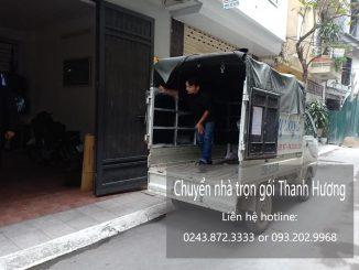 Dịch vụ chuyển văn phòng hà nội tại đường Ngô Gia Tự