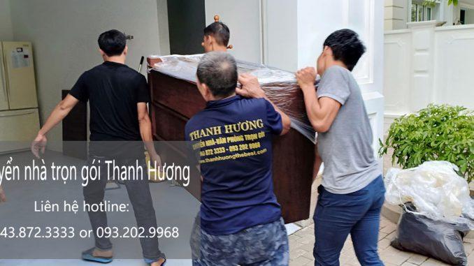 Dịch vụ chuyển văn phòng tại đường Xuân Đỗ