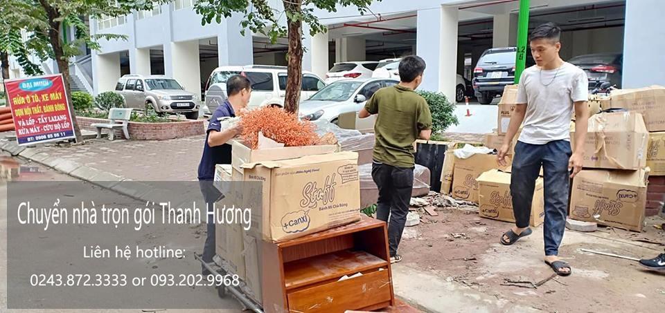Dịch vụ chuyển văn phòng trọn gói tại Việt Hưng