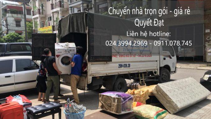 taxi tải hà nội chuyển văn phòng tại đường nguyễn lam