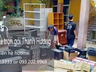 Dịch vụ chuyển văn phòng trọn gói tại phường Vĩnh Hưng