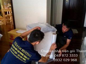 Dịch vụ chuyển văn phòng giá rẻ tại đường Tình Quang