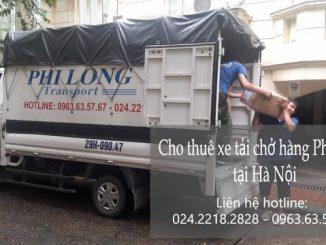 Thanh Hương dịch vụ chuyển văn phòng trọn gói chuyên nghiệp giá rẻ từ Hà Nội đi Hà Nam.