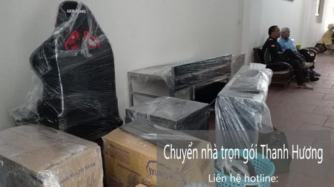 báo giá thuê xe 5 tạ chuyển văn phòng phố Giang Văn Minh