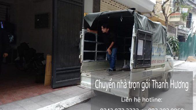 Dịch vụ chuyển văn phòng giá rẻ tại đường Vạn Hạnh