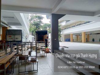 Chuyển văn phòng phố Nguyễn Khắc Hiếu đi Quảng Ninh