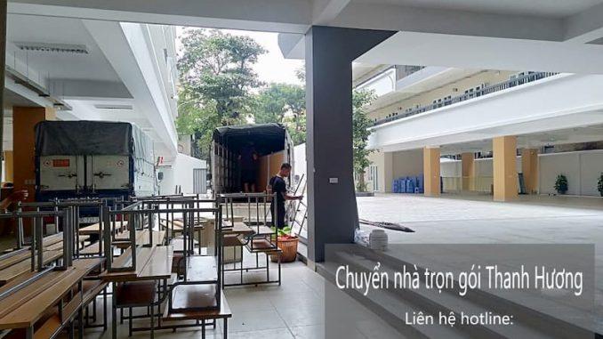 Dịch vụ chuyển văn phòng phố Vĩnh Phúc đi Hải Dương