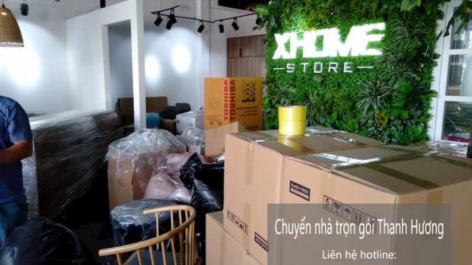 Chuyển văn phòng giá rẻ phố Thanh Bảo đi Nam Định