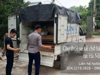 Xe tải chở thuê tại đường Trường Định đi Vĩnh Phúc
